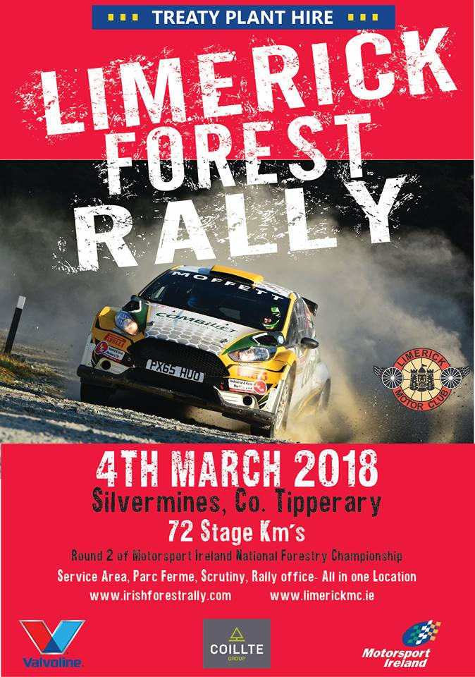 2018 Forestry Rally