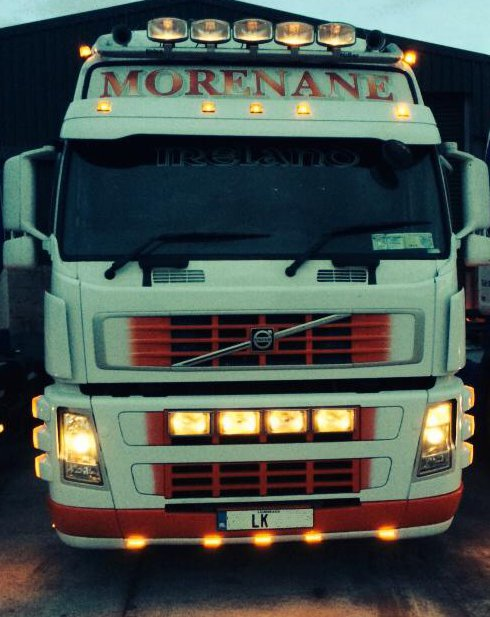 Morenane Transport Ltd Askeaton (086)2515630