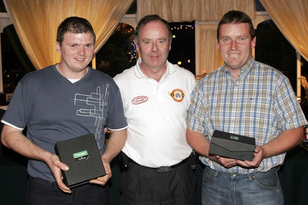 Ger Clancy, Mike Mulcahy and Edward O Callaghan