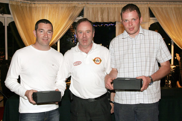 Ed Synan, Mike Mulcahy and Denis O Connell