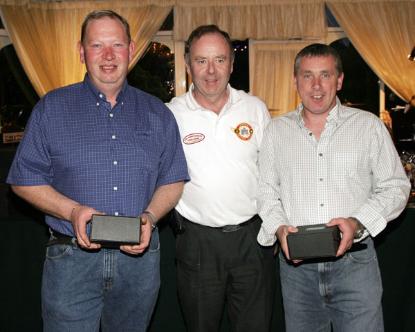 Mikey Walsh,Mike Mulcahy and Ger Ryan